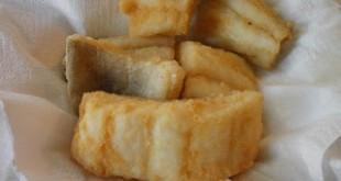 Baccala fritto