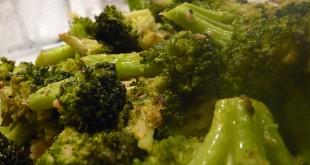 Broccoli neri al tegame
