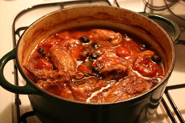 Pollo Alla Cacciatora Ricette Di Sicilia