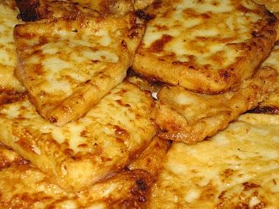 Latte fritto siciliano
