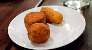Arancine di patate
